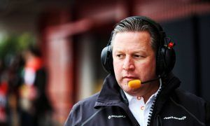 Brown seeking to free McLaren from 'gridlock' decision process