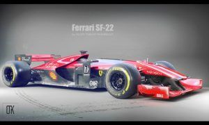 Gallery: A bold look into the future of F1