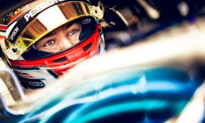 Hypersoft tyres 'an incredible experience' for Russell