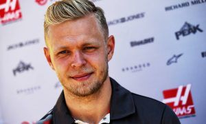 Magnussen now having fun in F1 after 'horrific' early years