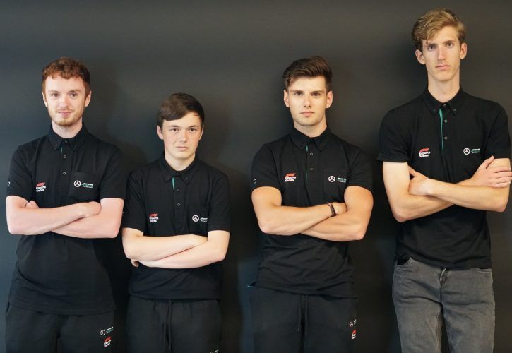 Formula One: Mercedes launches F1 Esports team