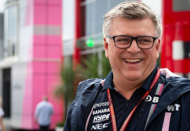 Formula 1 team to come out of administration