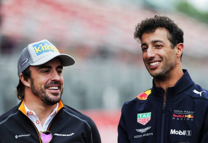 Daniel Ricciardo - Renault switch one of the toughest decisions I've ever made