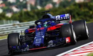 Toro Rosso struggling to hold its own after upgrade misses
