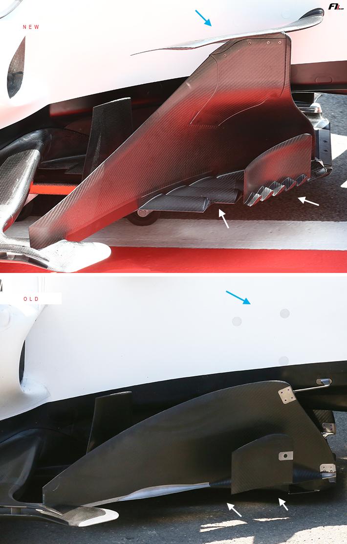 Williams FW40 Technical Analysis