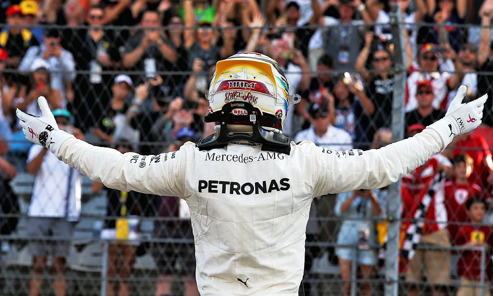 Lewis Hamilton, Mercedes, United States Grand Prix