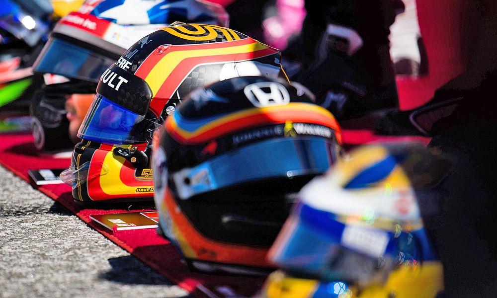 Helmets, United States Grand Prix TT