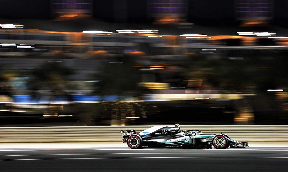 Valtteri Bottas (FIN) Mercedes AMG F1 W09.