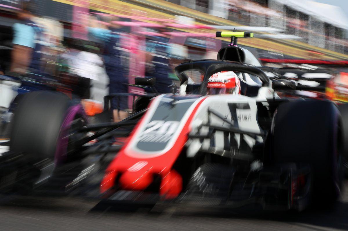 Kevin Magnussen (DAN), Haas F1 Team.