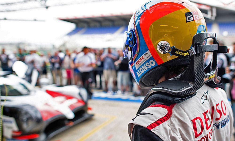 Fernando Alonso (ESP) Toyota Gazoo Racing
