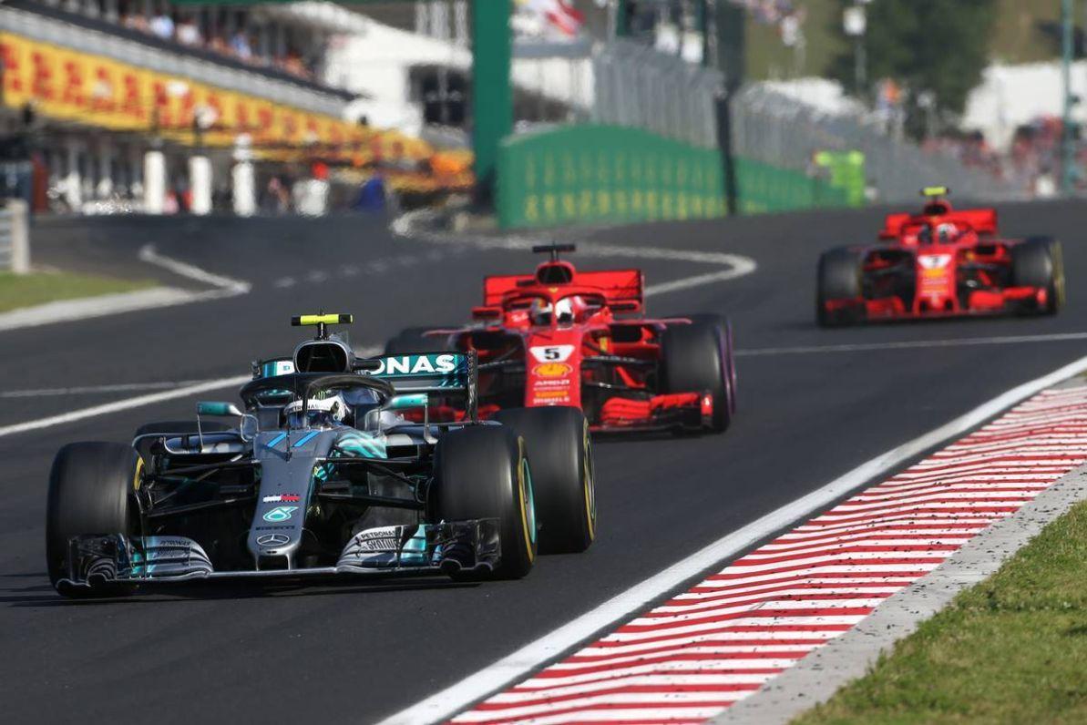 Valtteri Bottas (Mercedes), Hungarian Grand Prix.