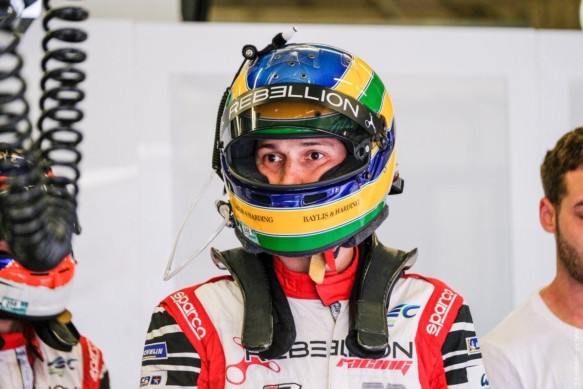 Bruno Senna - 6 Hours at Silverstone FIA WEC championship